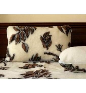 Подушка з високоякісної овечої шерсті. Купити подушку