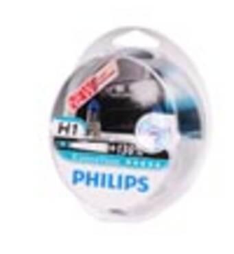 Автолампа Philips H1 12258XVS2New X-treme Vision +130% Blister (2шт.)