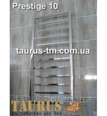 Новый полотенцесушитель Prestige 10/500мм 1150х500мм для водяного и электрического отопления в ванной комнате