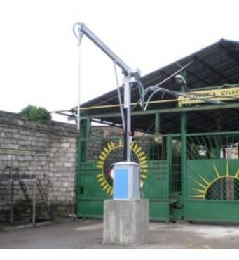 Автоматический пробоотборник зерна «Rakoraf»