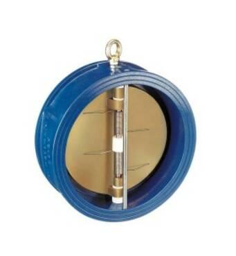 Подвійний зворотний клапан тип DC