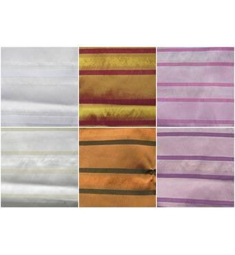 Ткань Тафта полоска
