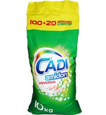 Стиральный порошок-концентрат Cadi Amidon Universal 10 кг 120 стирок (Германия)