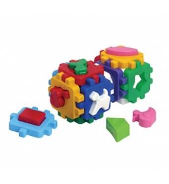 """Куб. """"Розумний малюк"""" Весела компанія"""""""