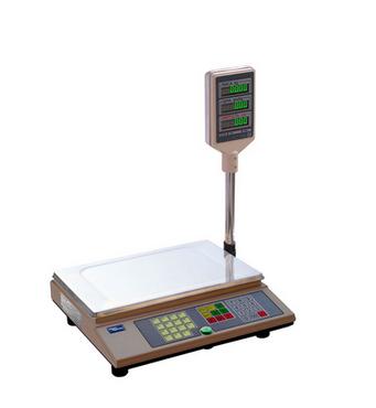 Весы торговые электронные ВТА-60