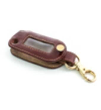 Ключница Алис Skoda Octavia, VW B5 №5.2 коричневый