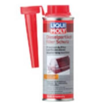 Присадки для топлива LIQUI MOLY DIESEL PARTIKELFILTER SCHUTZ 0.25л 5148