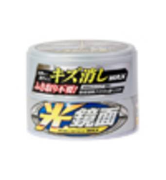 Полироль SOFT99 00419 New Scratch Clear Wax Mirror Finish Pearl