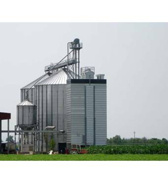 Зерносушилки Strahl FR type 15000