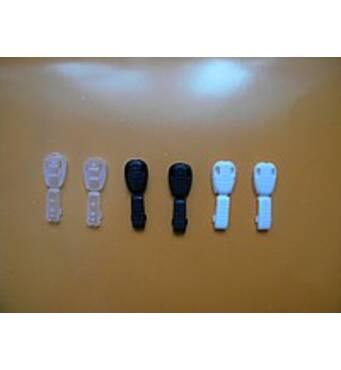 Фиксаторы и наконечники для шнура