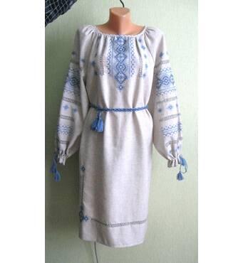 Сукня жіноча ручної роботи