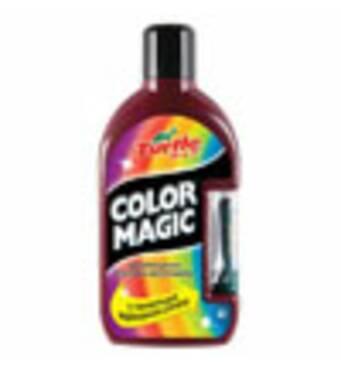 Полироль TURTLE WAX Color Magic Plus темно-червоний (FG4998) 0,5л