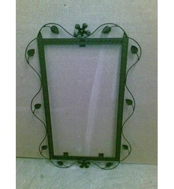 """Кованая рамка для зеркала """"Калина"""""""