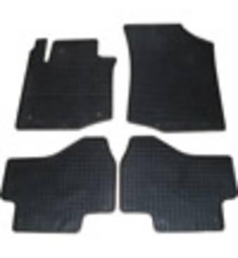 Гумові килимки PETEX PEUGEOT 107 PT 27213