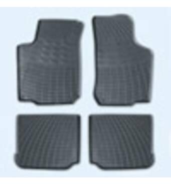 Гумові килимки ZPV SKODA OCTAVIA/GOLF V/JETTA/SEAT LEON CL 02 ZP A9702B