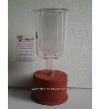 Гідрозатвор, стакан 15 мм