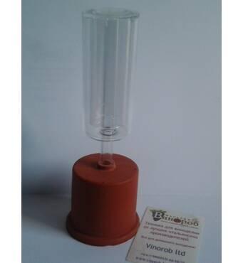 Гідрозатвор, стакан 9мм