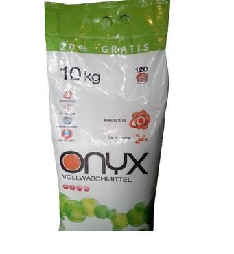 Универсальный порошок Onyx Vollwaschmittel 10 кг 120 стирок