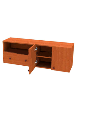 Шкаф настенный для фурнитуры ШЛ69т2