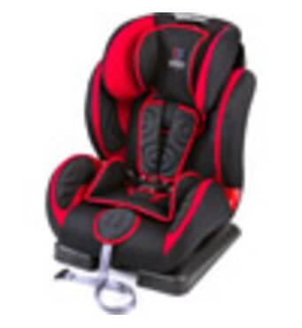 Дитяче автокрісло Eternal Shield Honey Baby чорний/червоний (ES02 - H36 - 003t)