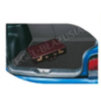 Гумові килимки KEGEL протиковзка мату у багажник Kontra