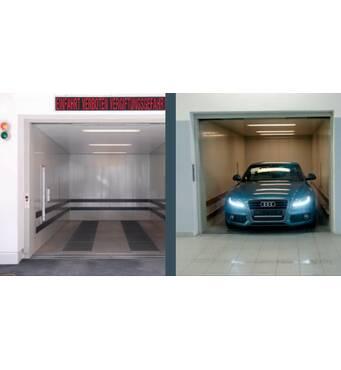 Автомобільні та вантажні ліфти