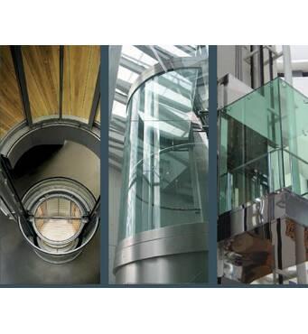 Скляні та панорамні ліфти