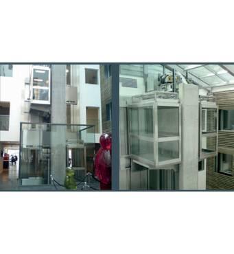 Пасажирський ліфт без м\п для житлових і офісних приміщень JADE 100