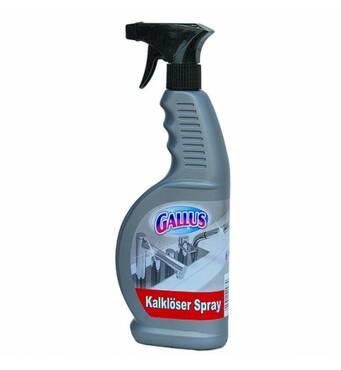 Засіб від накипу Gallus Kalkloser Spray для кухні та ванної 650 мл (Польща)