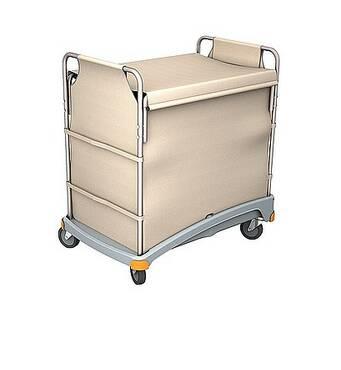 Гостинничные  візка і візка для прибирання. Avial Візок для білизни. TSB - 0001.