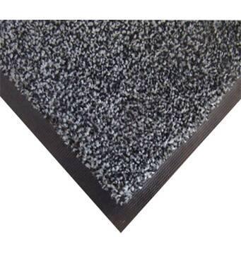 Грязезещитные коврики нейлоновые серии Бронкс.  Avial Нейлоновый грязезащитный коврик. 120*150 серый. 1022505