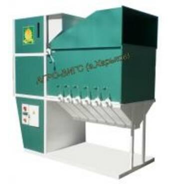 Зерноочисна машина (зерновий сепаратор) ІСМ-40