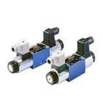 Внешние шестеренчатые двигатели модель N 1x, 2X Bosch Rexroth