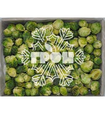 Замороженные овощи - капуста брюссельская