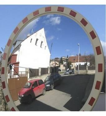 Дорожное зеркало MEGA 900