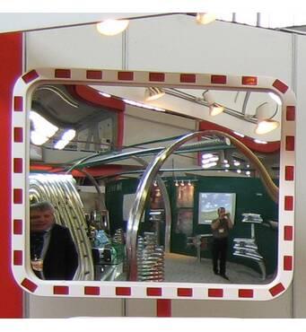 Зеркало дорожное MEGA 800*1000