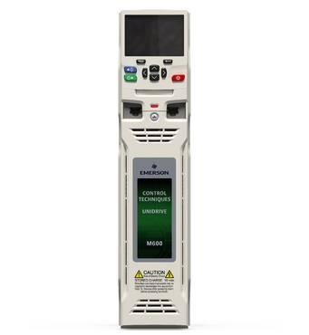 Электропривод переменного тока Unidrive M600 -  (0,75 kW - 2,8 МW)