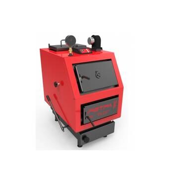 Котел опалювальний на твердому паливі «РЕТРА-3М» 40 кВт