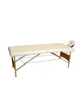 Масажний стіл 2-х секційний HY - 20110