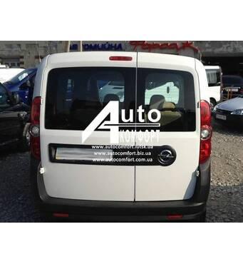 Заднее стекло (распашонка правая) с электрообогревом на Opel Combo D (2011-) (Опель Комбо Д 2011-)