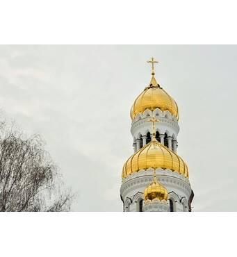 Церковные купола от производителя
