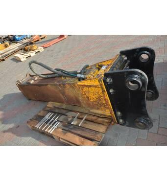 Гідромолот Gk 1800 S (1650 кг)