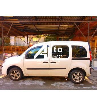 Передний салон, левое окно на автомобиль Renault Kangoo 08- (Рено Кангу)