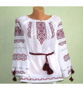 українська вишиванка для дівчини