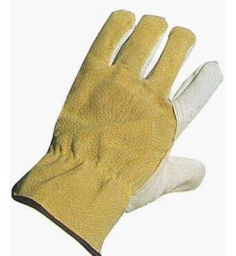 """Утеплені комбіновані рукавички """"Херон"""""""