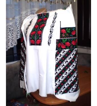 борщивская вышиванка женская