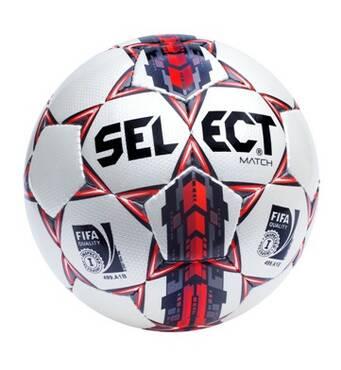 Мяч для футбола Select Match FIFA (новый дизайн)