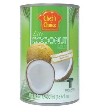 Низькокалорійне кокосове молоко 400 мл