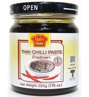 Тайская Чили паста 220 г
