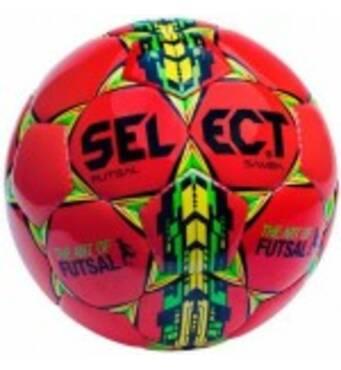 М'яч для футзалу Select Futsal Samba (новий дизайн)